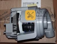 Мотор рециркуляции воды для посудомоечной машины бош