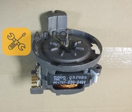 Мотор рециркуляции для посудомоечной машины Бош